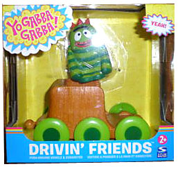 Drivin Friend - Brobee with Vehicle
