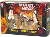 NBA Miami Heat 3-Pack